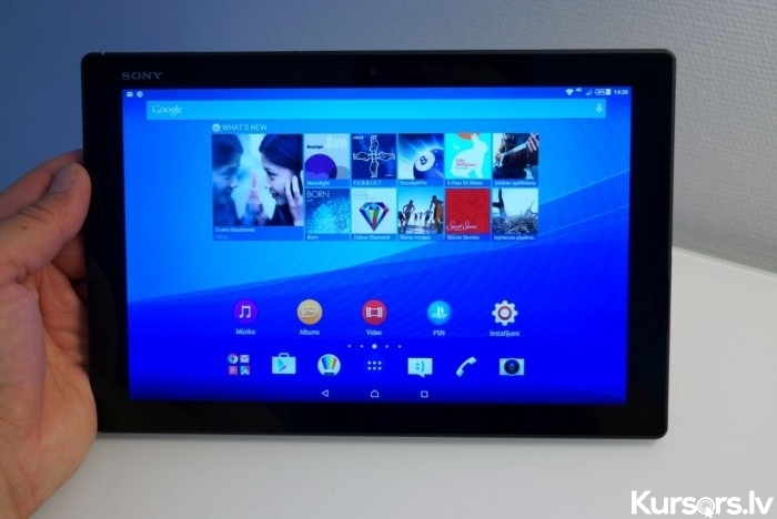 Xperia Z4 Tablet 015